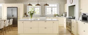 Cream Shaker Kitchen Shaker Kitchens Jewson Kitchens