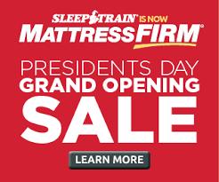 Mattress Firm  Promotion