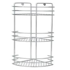 wall mounted shower shelf 3 tier corner wall mounted metal shower shelf wall mounted glass shower