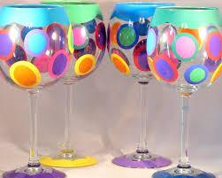 Best Dishwasher For Wine Glasses Polka Dot Wine Glasses