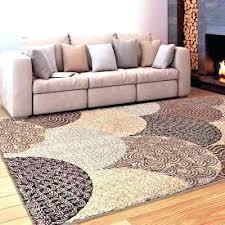 modern rugs area rug living room plush soft thick 8x10