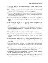 reflective essay instructions reflective essay instructions education seattle pi