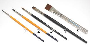 my cur top 5 brushes