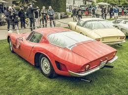 The Ultimate Vintage Unicorn It S A Bizzarrini Not A Ferrari Business Standard News