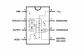555 timer basics monostable mode 8 Pin Timer Relay Diagram 555 timer monostable mode circuit pin 1 ground connected to 0 v 8 pin time delay relay wiring diagram