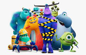 Voice Cast of Monsters at Work ...