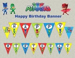 Printable Happy Birthday Banner Personalized Free Banners Custom