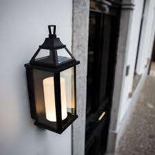 lutec hom led outdoor wall light