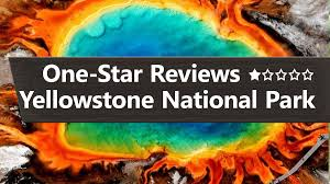 ors to yellowstone park ask some unique questions one star yellowstone park reviews