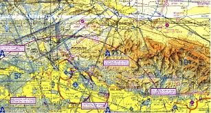 Socal Sectional Chart Understanding Airspace For Paraglider Pilots