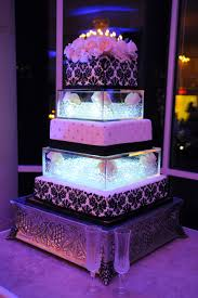 wedding cakes with lights.  Wedding Cakes With Lights Lightup   Centerpieces Had A Nice Mixture Of LED  And Candle Lighting In Wedding Cakes With Lights Y