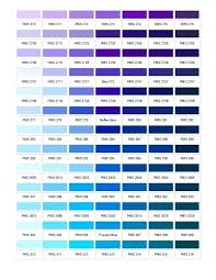 Shades Of Blue Names Different Shades Of Blue Old New