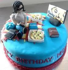 Cakes For Mom Dad I Customized Theme Cakes I Miras L Bangalore
