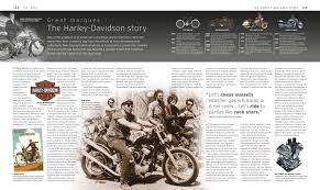 motorcycle the definitive visual history book review
