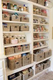 Kitchen Pantry Best 25 Organized Pantry Ideas On Pinterest Pantry Storage