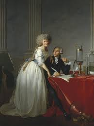 women in th century england women artists science in the age of  science in the age of enlightenment portrait of m and mme lavoisier by jacques louis david