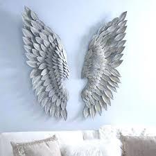 angel wings wall art feather wall art hobby lobby medium size of wall wings wall decor
