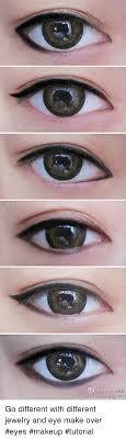 makeup jewelry and eye go diffe with diffe jewelry and eye make over