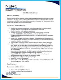 Sample Of 13 Entry Level Cyber Security Resume You May Not Know