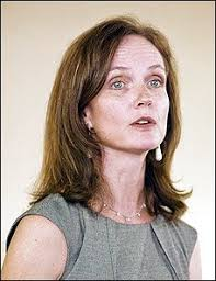 Dr. Elisabeth Hagen, new FSIS Chief speaks on non-O157 E. coli - PH2010090304407
