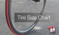 Tire Circumference Chart