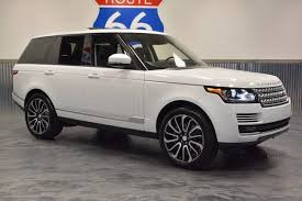 land rover 2015 black. 2015 land rover range supercharged 4wd u0027pearl whiteblack leatheru0027 like new black o