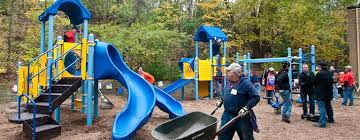 Community Playground Build