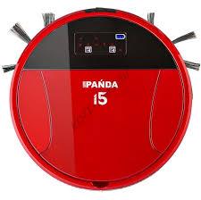 Пылесосы - компактный <b>Робот Пылесос Panda i5</b> Red, компания ...