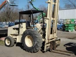 Ingersol Rand Forklift Ingersol Rand 8000cap Forklift For Sale Boomlifts4sale