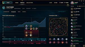 League of Legends - Match History ...