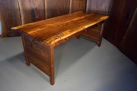 6 foot desk. Walnut Desk With 3 Drawer Pedestal 6 Foot T