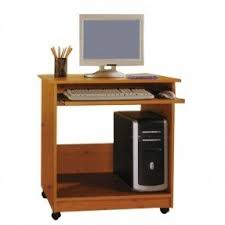 Business office office desks small computer desk with castors