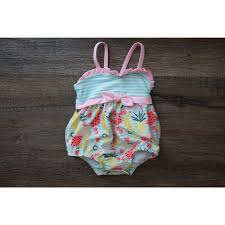 Swim | Target Baby Girl Bathing Suit | Poshmark