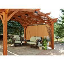 OGR  Outdoor GreatRoom Company Sonoma Pergola 12x16FeetOutdoor Great Room