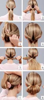 Step By Step Updo Hairstyles For Long Hair