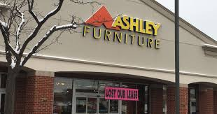 Brookfield Ashley Furniture closing new retailer ing