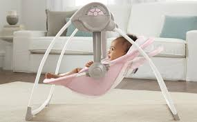 4 Best Baby Swings: How to Calm and Stimulate Your Baby | Return of ...