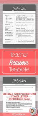 best CV s images on Pinterest   Resume templates  Sample resume                   CV Template Madrid