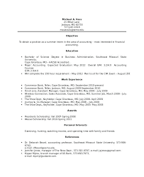 Example Resume For Bank Teller