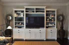 media center with bookshelves. Fine Bookshelves Honey Weu0027re Home Media Cabinet Makeover Bookshelf Styling Throughout Center With Bookshelves E