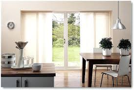 patio door window treatment for your gorgeous home modern kitchen patio door window treatment sliding panel