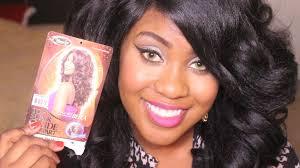 best affordable yaki textured wig ever vanessa top side super c bella you