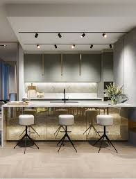 modern kitchen lighting. Glamorous Modern Kitchen Lighting Decorating Ideas With Landscape Charming I