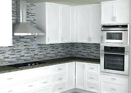 kitchen corner wall cabinet with glass doors cabinets top dimensions