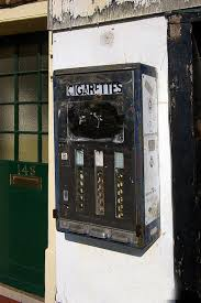 Cigarette Vending Machine Uk Gorgeous Old Cigarette Vending Machine Deal © Julian Osley Ccbysa4848
