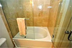 interiors amusing sliding glass tub doors bathtub door with regard to ideas home depot frameless double mesmerizing 2