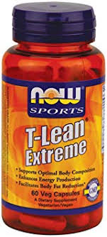 Now Foods T-Lean Extreme - 60 Veg Capsules 2 ... - Amazon.com