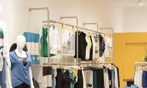 Apparel Display Stands The Most Clothing Display Stands Heavy Duty Round Clothes Rail 84