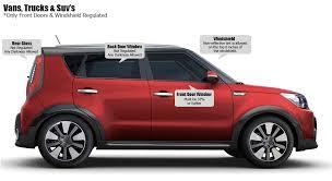 Atlanta Car Window Tinting Law And Regulations For Georgia