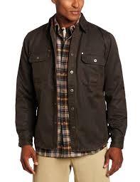 Dakota Grizzly Size Chart Amazon Com Dakota Grizzly Mens Dalton Shirt Jacket